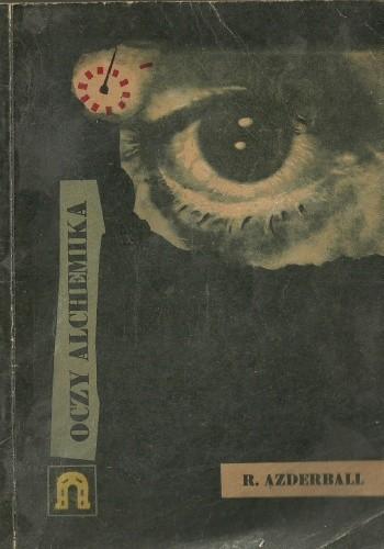Okładka książki Oczy alchemika i inne opowiadania