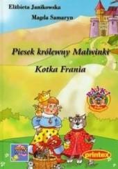 Okładka książki Piesek królewny Malwinki; Kotka Frania Elżbieta Janikowska