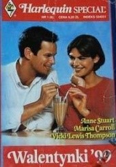 Okładka książki Walentynki 99 Anne Stuart,Vicki Lewis Thompson,Marisa Carroll