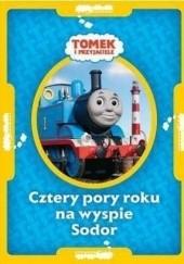 Okładka książki Tomek i przyjaciele. Cztery pory roku na wyspie Sodor