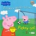 Okładka książki Piękny gol Neville Astley,Mark Baker