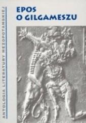 Okładka książki Epos o Gilgameszu autor nieznany