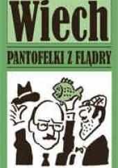 Okładka książki Pantofelki z flądry Stefan Wiechecki
