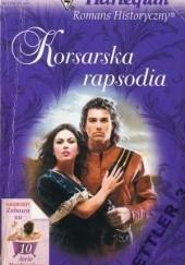 Okładka książki Korsarska rapsodia Ruth Langan