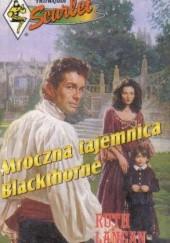 Okładka książki Mroczna tajemnica Blackthorne