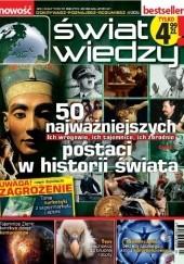 Okładka książki Świat Wiedzy (4/2011) Redakcja pisma Świat Wiedzy