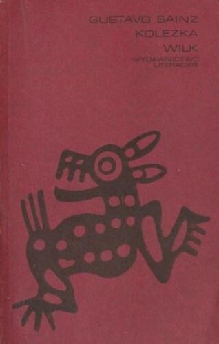 Okładka książki Koleżka Wilk