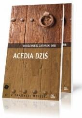 Okładka książki Acedia dziś Włodzimierz Zatorski OSB