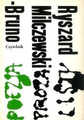 Okładka książki Poezja Ryszard Milczewski-Bruno