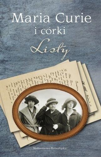 Okładka książki Maria Curie i córki. Listy