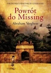 Okładka książki Powrót do Missing Abraham Verghese