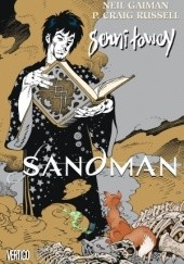 Okładka książki Sandman: Senni łowcy Neil Gaiman,Philip Craig Russell