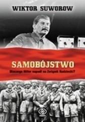 Okładka książki Samobójstwo Wiktor Suworow