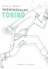 Okładka książki Niewidzialny Tonino Gianni Rodari