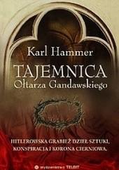 Okładka książki Tajemnica Ołtarza Gandawskiego Karl Hammer