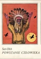Okładka książki Powstanie człowieka Sat-Okh