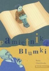 Okładka książki Pamiętnik Blumki Iwona Chmielewska