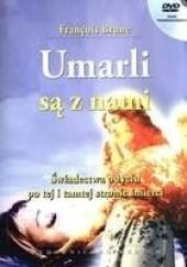 Okładka książki Umarli są z nami François Brune