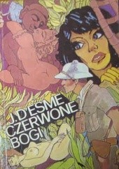 Okładka książki Czerwone Bogi Jean d' Esme