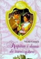 Okładka książki Kapitan i dama do towarzystwa