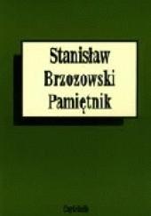 Okładka książki Pamiętnik Stanisław Brzozowski