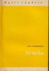 Okładka książki Seneka Leon Joachimowicz