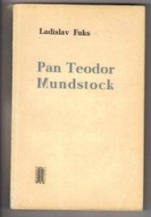 Okładka książki Pan Teodor Mundstock Ladislav Fuks