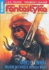 Okładka książki Nowa Fantastyka 168 (9/1996) J.R.R. Tolkien,Andrzej Zimniak,Iwona Żółtowska,John Brosnan,Adrian Chmielarz,Redakcja miesięcznika Fantastyka
