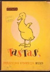 Okładka książki Taśtaś. Jak kaczorek poznawał świat Benedykt Hertz