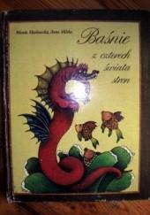 Okładka książki Baśnie z czterech świata stron Wanda Markowska,Anna Milska