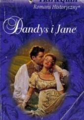 Okładka książki Dandys i Jane Deborah Simmons