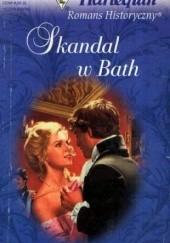 Okładka książki Skandal w Bath Deborah Simmons