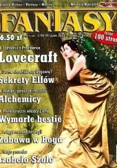 Okładka książki Fantasy 9 (3/2003) Andrzej Pilipiuk,Ewa Białołęcka,Damian Kucharski,Izabela Szolc,Eva Snihur,Monika Błądek,Redakcja magazynu Fantasy