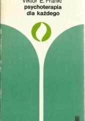 Okładka książki Psychoterapia dla każdego Viktor E. Frankl