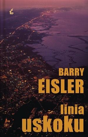 Okładka książki Linia uskoku Barry Eisler