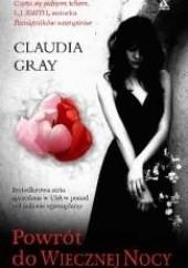Okładka książki Powrót do Wiecznej Nocy Claudia Gray