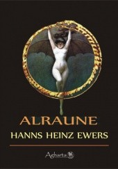Okładka książki Alraune Hanns Heinz Ewers
