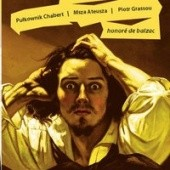 Okładka książki 3 opowiadania Honoré de Balzac