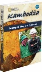Okładka książki Kambodża Martyna Wojciechowska