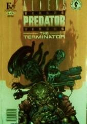 Okładka książki Aliens versus Predator versus Terminator Mark Schulz,Mel Rubi