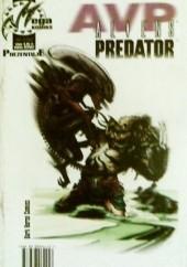 Okładka książki AVP: Aliens vs. Predator David Ross,Ian Edginton,Mark Schulz,Brian McDonald,Alex Maleev,Ron Randall