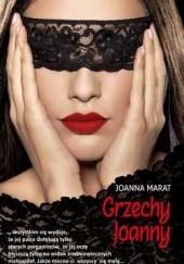 Okładka książki Grzechy Joanny Joanna Marat