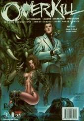 Okładka książki Witchblade/Aliens/Darkness/Predator: Overkill Paul Jenkins,Brian Ching,Joe Benitez