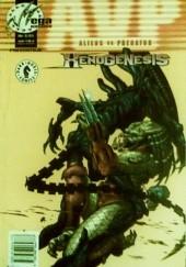 Okładka książki Aliens vs. Predator: Xenogenesis Andi Watson,Mel Rubi