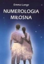 Okładka książki Numerologia Miłosna Emma Lange