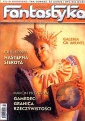 Okładka książki Nowa Fantastyka 258 (3/2004) Marcin Przybyłek,Romuald Pawlak,John Kessel,Adam Browne,Redakcja miesięcznika Fantastyka