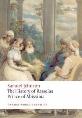 Okładka książki The History of Rasselas, Prince of Abissinia