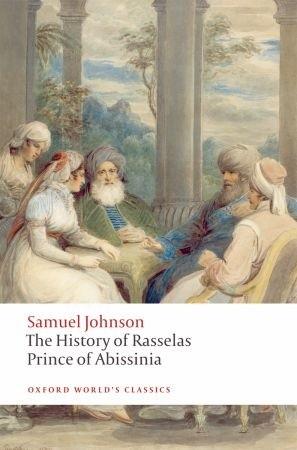 Okładka książki The History of Rasselas, Prince of Abissinia Samuel Johnson