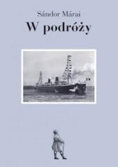 Okładka książki W podróży Sándor Márai