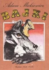 Okładka książki Bajki Adam Mickiewicz